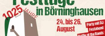 1025 Jahre Börninghausen